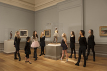 Mystery of Degas dancer takes to stage