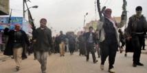 Iraq forces ready attack on jihadist-held Baiji