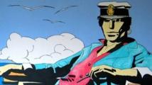 New world record for Corto Maltese comic book art