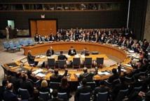 Palestinians seek Arab backing for UN resolution