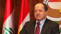 Iraq Kurd chief hails advances in anti-jihadist battle