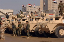 Iraqi forces launch offensive on IS in Dhuluiyah