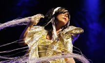 Bjork to play New York classical halls for new album