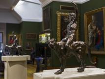 Michelangelo's last surviving bronzes 'identified in Britain'