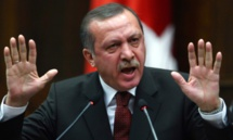 Erdogan unhappy with Turkish spy chief's resignation