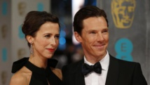 Sherlock star Cumberbatch ties the knot