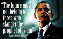 Obama: 'Terrorists' do not speak for one billion Muslims