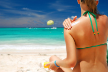 UV exposure keeps damaging skin after sunset: study