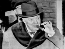 Nod to Churchill at Cuban cigar festival