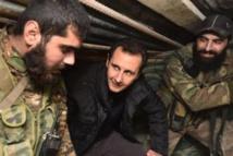 Suicide bomber kills 4 in Assad clan's hometown