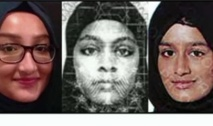 Missing girls thought to be in Syria: British police