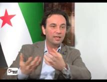 Syria opposition praises France's anti-Assad stance