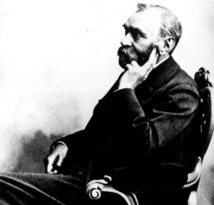 Alfred Nobel's will on display for first time