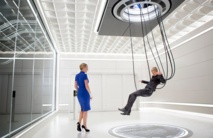 Space, the next frontier for 'Insurgent' author