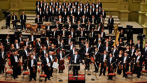 Favourite names in Berlin Philharmonic's hunt for new chief