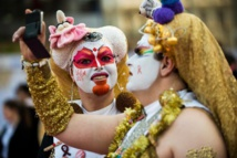 Vienna's Life Ball extravaganza draws stars in fight against AIDS