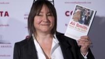 British author Ali Smith wins fiction award