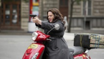 """Espionage spoof """"Spy"""" tops at box office"""
