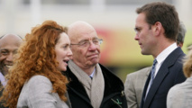 Rupert Murdoch hands Fox CEO job to son James