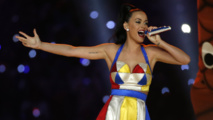 Katy Perry top-earning musician