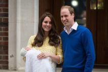 Media in a spin as Testino picked for UK royal christening