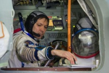 'Jedi' astronauts say 'no fear' as they gear for ISS trip