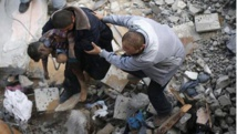 Syrian regime raids on Damascus area kill 12: monitor