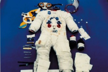 Smithsonian embraces crowdfunding to preserve lunar spacesuit