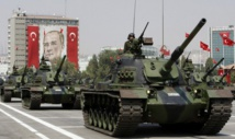 Turkish army hits IS in Syria after soldier killed