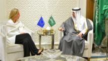 Saudi FM tells EU of 'aggressive' Iran comments