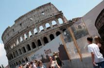 Italy earmarks 18 mln to rebuild Colosseum arena floor