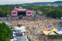 Europe's top open-air music festival to rock Budapest