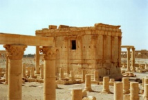 IS blows up temple in Syria's Palmyra: antiquities chief