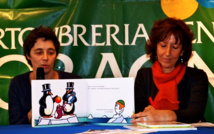 Italian lesbian author gets papal blessing
