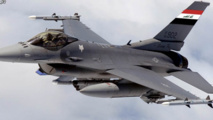Iraq puts new F-16s into action against IS jihadists