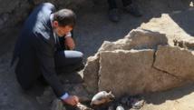 Perfect pre-Roman era tomb discovered at Pompeii