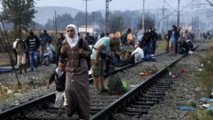 Croatia, Serbia trade barbs as Hungary builds new migrant barrier