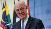 UN envoy urges Syria ceasefires to build on talks