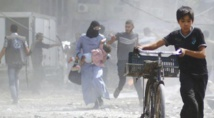 Paris attacks show Syria war cannot be contained