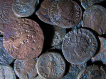 Trove of antique Roman coins found in Swiss orchard