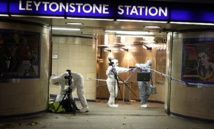 Police question suspect in London Tube stabbing