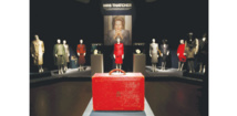 Thatcher's passion for fashion on show ahead of UK sale