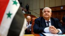 Syria says ready to enter new peace talks