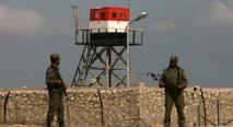 Palestinian anger after man shot dead at Egypt border