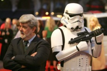 George Lucas says sorry for Disney 'white slavers' slam