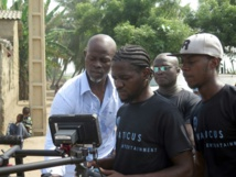 'Blood Diamond' star returns to Benin to film 'true' voodoo