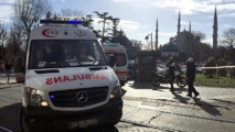 IS suicide bomber kills 10 tourists in Istanbul