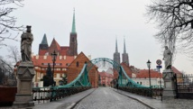 Culture capital Wroclaw at crossroads of central Europe history