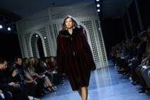 Valentine's Day gets pulses racing at frozen NY Fashion Week