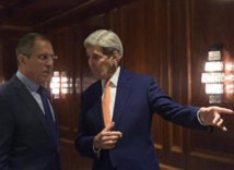 Kerry tells Lavrov he seeks Syria truce as soon as possible